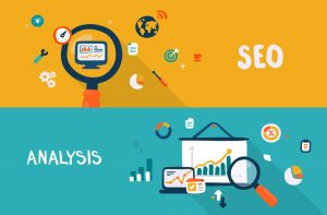 SEO Analysis Graphic